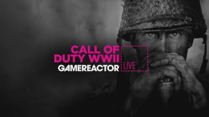 Call of Duty: WWII - Livestream-Wiederholung