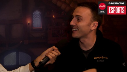 Hearthstone World Championship 2018 - Interview mit Matt Wyble