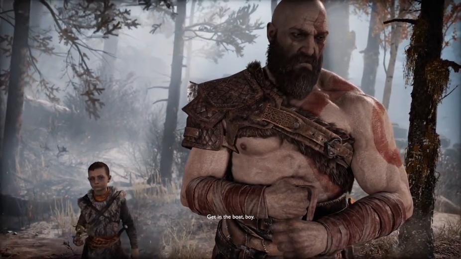 God Of War War Anfangs Ein Ehrgeizigeres Spiel