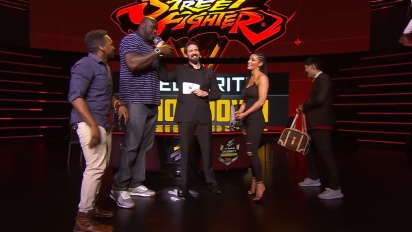 ELEAGUE Street Fighter V Invitational 2018 Celebrity Showdown