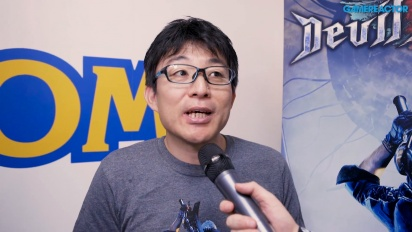 Devil May Cry 5 - Hideaki Itsuno und Matthew Walker - Interview