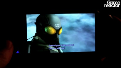 Metal Gear Solid HD Collection - Metal Gear Solid 3 Gameplay