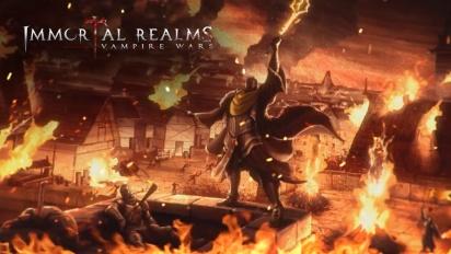 Immortal Realms: Vampire Wars - Developer Diary Episode 2