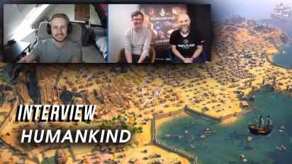Humankind - Interview mit Romain de Waubert und Jean-Maxime Moris