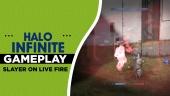 Halo Infinite - Slayer auf Live Fire (Gameplay)