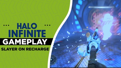 Halo Infinite - Slayer auf Recharge (Gameplay)
