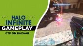 Halo Infinite - Capture the Flag auf Bazaar (Gameplay)