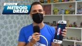 Metroid Dread - Videovorschau und Handheld-Gameplay mit der Nintendo Switch OLED