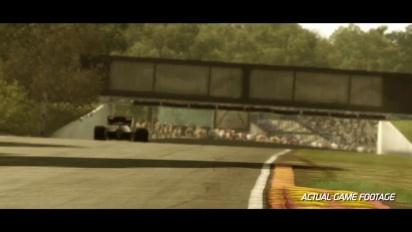 F1 2013  - Brands Hatch Hot Lap Trailer