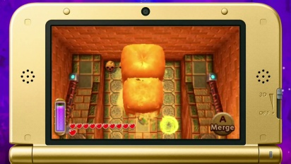 The Legend of Zelda: A Link Between Worlds  - Accolades Trailer