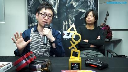 God Eater - Interview Hiro Yoshimura & Yosuke Tomizawa