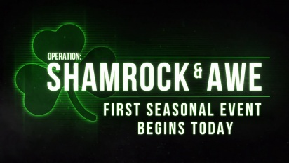 Call of Duty: Modern Warfare Remastered - Operation: Shamrock and Awe Trailer