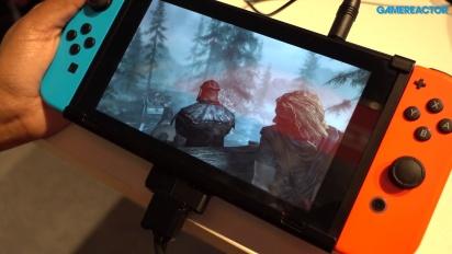 The Elder Scrolls V: Skyrim - Switch-Gameplay