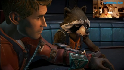 Guardians of the Galaxy: The Telltale Series - Livestream-Wiederholung