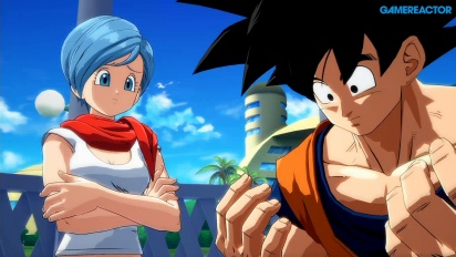 Dragon Ball FighterZ - Erstes Kapitel des Story-Modus