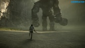 Shadow of the Colossus Remake - Erster Koloss