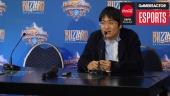 Hearthstone World Championship 2018 - Pressekonferenz von JasonZhou