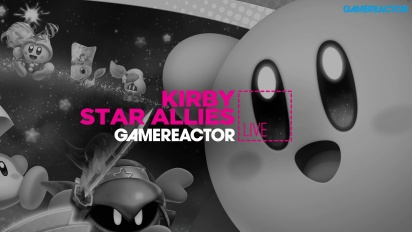 Kirby Star Allies - Livestream-Wiederholung