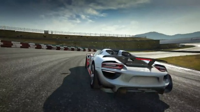The Grand Tour Game - Announce Trailer