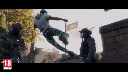 Watch Dogs Legion - E3 2019 World Premiere Reveal Trailer