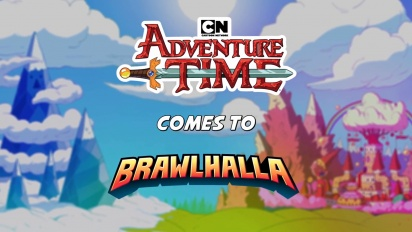 Brawlhalla- E3 2019 Adventure Time Trailer