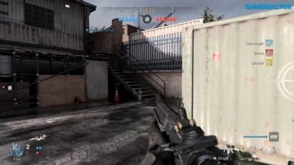 Call of Duty: Modern Warfare - Cyber Attack auf Hackney Yard (Gameplay)
