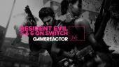 Resident Evil 5 & 6 - Livestream-Wiederholung