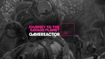 Journey to the Savage Planet - Livestream-Wiederholung