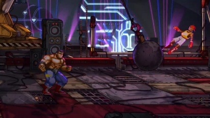 Streets of Rage 4 - Official Release Date Trailer