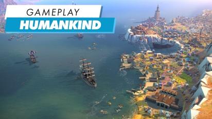 Humankind - Gameplay vom neuen Strategiespiel von Amplitude Studios