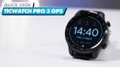 Ticwatch Pro 3 GPS: Quick Look