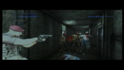 Resident Evil: The Darkside Chronicles - Bonus Costumes Trailer