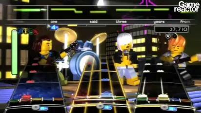 LEGO Rock Band - Trailer