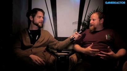 The Walking Dead - Interview Jory Prum