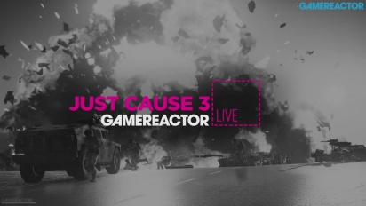 Just Cause 3 - 21.12.15 - Livestream-Wiederholung