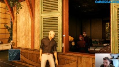LIVESTREAM REPLAY - GAMESCOM TALK AND HITMAN EPISODE 4