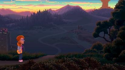 Thimbleweed Park - Delores Gamescom Trailer
