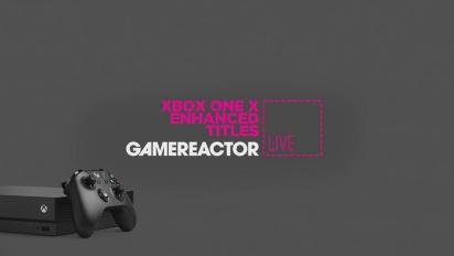 Verbesserte Xbox One X-Titel - Livestream-Wiederholung