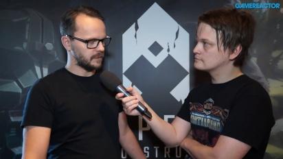 Apex Construct - Interview mit Erik Odeldahl