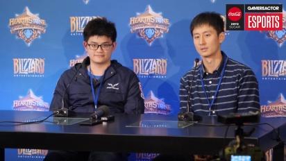 Hearthstone World Championship 2018 - Pressekonferenz von tom60229