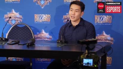 Hearthstone World Championship 2018 - Pressekonferenz 2 von Fr0zen