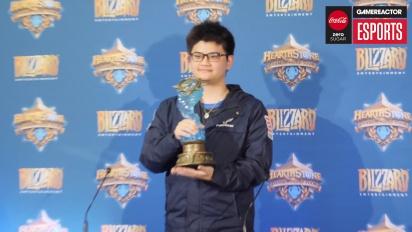 Hearthstone World Championship - Pressekonferenz vom Weltmeister tom60229