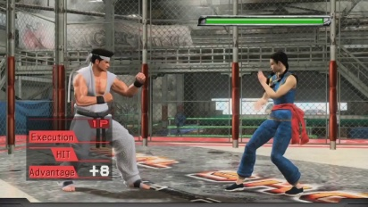 Virtua Fighter 5: Final Showdown - Gameplay Trailer