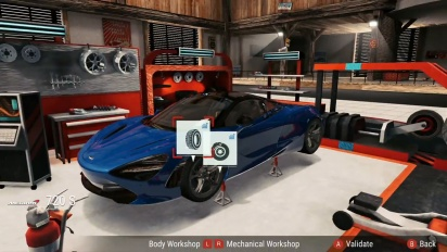 Gear Club Unlimited 2 - Performance Shop Trailer