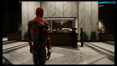 Spider-Man - Mary Jane becomes Spidey Funny Glitch Gameplay