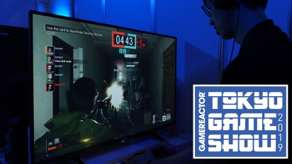 Project Resistance - Off-Screen-Footage vom TGS-Messestand