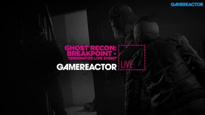 Ghost Recon: Breakpoint - Livestream-Wiederholung (Terminator Live-Event)