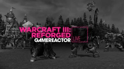 Warcraft III: Reforged - Livestream-Wiederholung