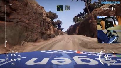 WRC 9 - Rally Guanajuato Mexico (Gameplay)