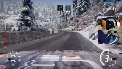 WRC 9 - Monte-Carlo-Rallye (Gameplay)